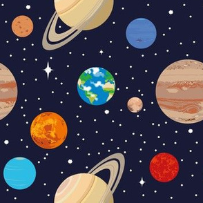 Our Beautiful Solar System