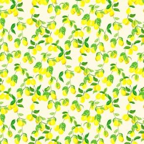 Amalfi Lemons pale ground
