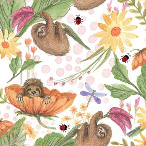 Garden Sloths