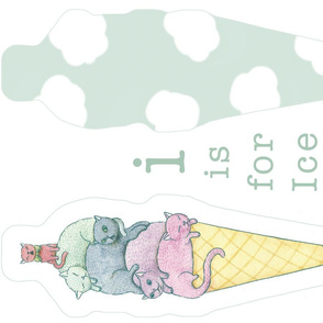 Ice Cream Cats Doll