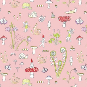Forest (pink)
