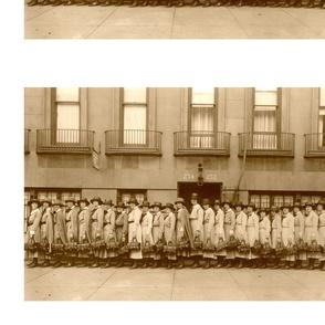 Vintage Inner City Nurses