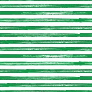 Green - Marker Stripes
