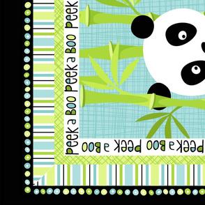 Panda Minky No1