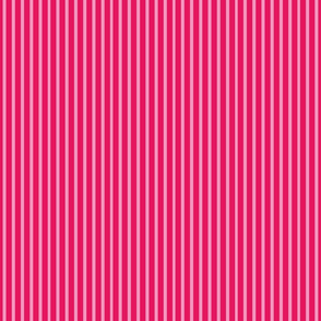 Red and Pink Stripes
