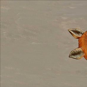 SP Twill Mr Fox