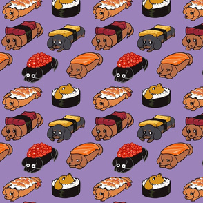 Sushi Daschunds