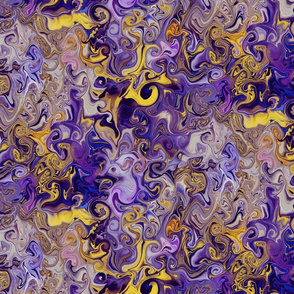 Iris Swirls--large