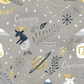 Capricorn Neutral
