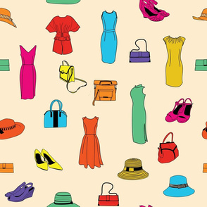 L-Yellow_Dresses_Colorful_Stock