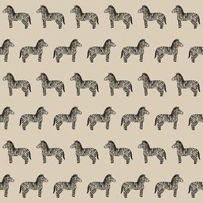 safari nursery zebra fabric - neutral fabric, neutral nursery fabric, zebra fabric,  - tan