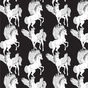 Pegasus Black