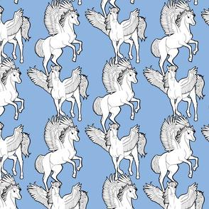 Pegasus Blue