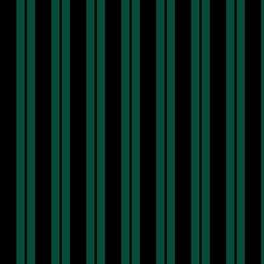 Mansion Maid Green Stripe Pattern