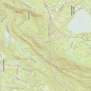 Lenox Stockbridge Map