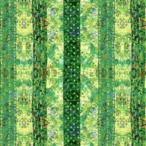 Emerald Isle: Decorated Stripes