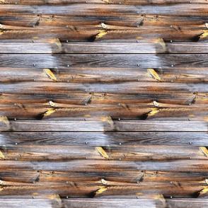 Planches de bois naturel - Wood boards natural (horizontal)