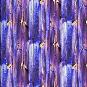 Planches de bois bleu - Wood boards bleu