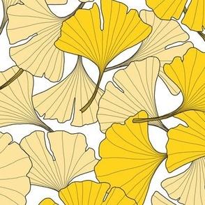 ginkgo (autumn)