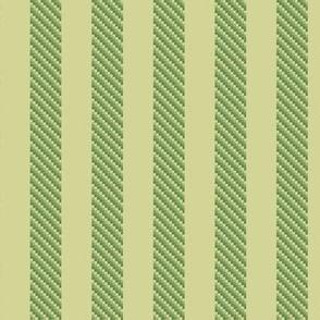 Humility Gingham Stripe | Retro Festive