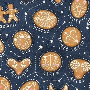 medium scale / delicious zodiac signs