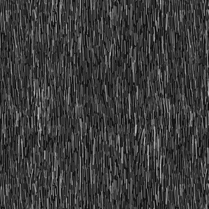 RAIN - modern graphic texture simple small lines