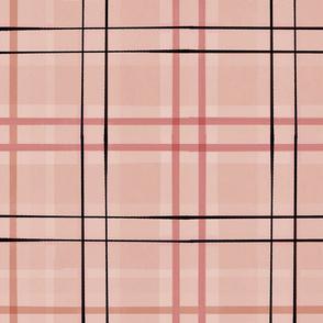 Sonia -pink check