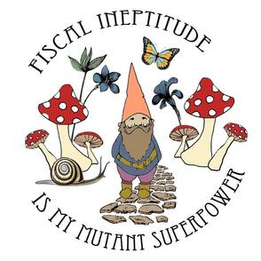 Fiscal Ineptitude Gnome