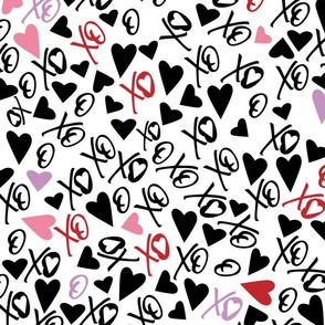 XOXO Bold Accents Valentine's