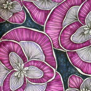 Big Bloom 2 | Watercolor