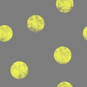 Big dots yellow