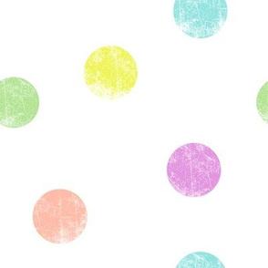 Big dots pastel