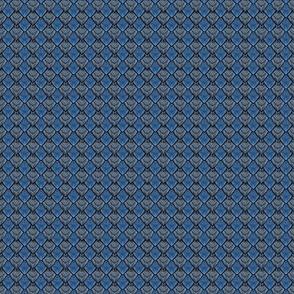 Dragon Scales -  Grey Blue