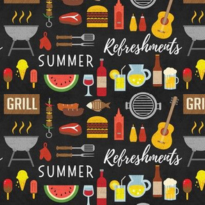 Summer Cookout-Small