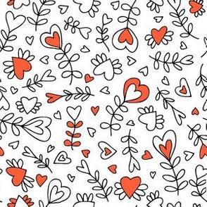 Love in doodles