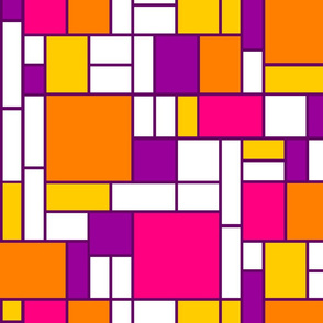 Karmic Mondrian