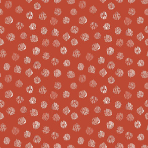 texture spots 1 tomato red
