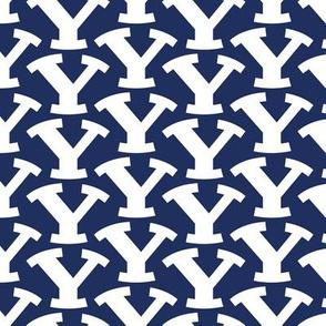 BYU Logo Like Fans LG