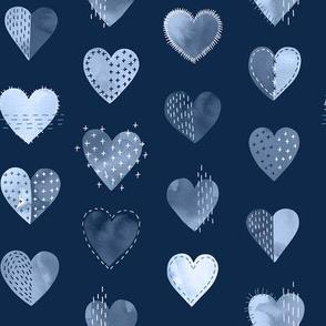 My Boro Heart / Small Scale