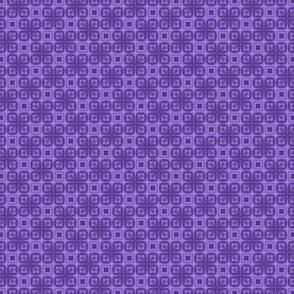 Quilting in Purple Design No 8