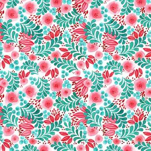 Winterberry | Watercolor