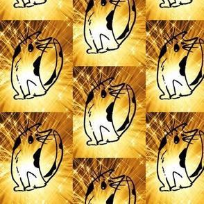 singing cat sparklers