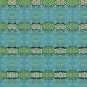 Formal Garden Blue (small)