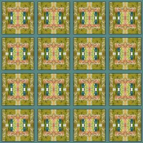 Formal Garden Multi (quilt)