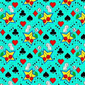 Rockabilly Cherry Star