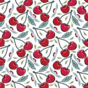 Cherries Small 4x4