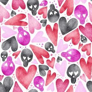 Skulls & Hearts
