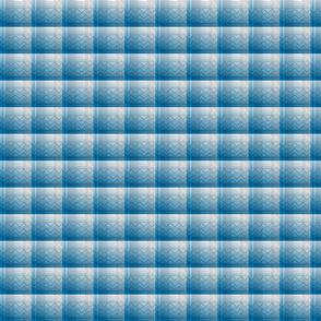 joe plaid mono blue