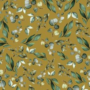 Golden Leaves Mustard