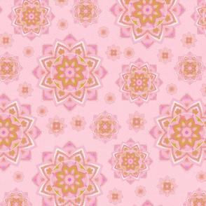 Mandala Dream Pink